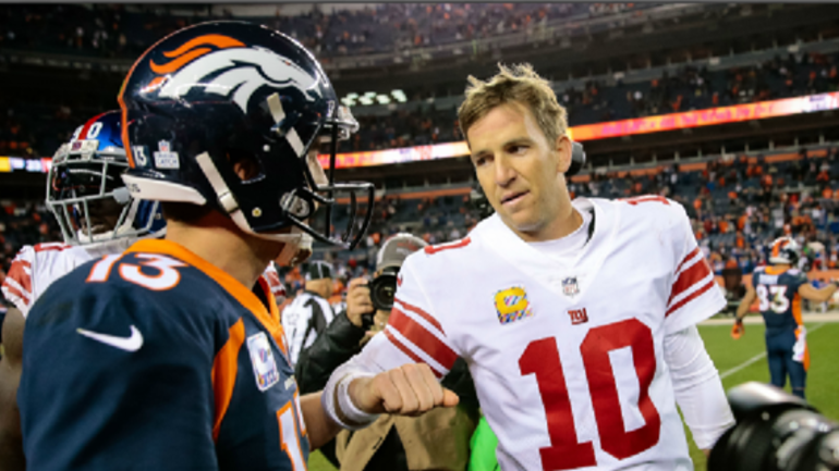 Deion Sanders Implores Broncos To Trade For Eli Manning