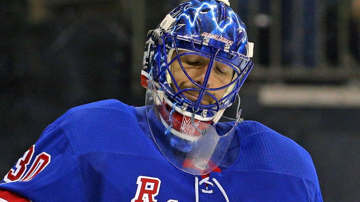 Henrik Lundqvist Walks Back Comment About Not Retiring With Rangers