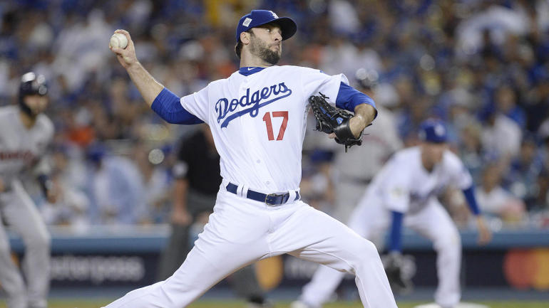 MLB Hot Stove Signings: Cubs reportedly agree to deal with Brandon Morrow