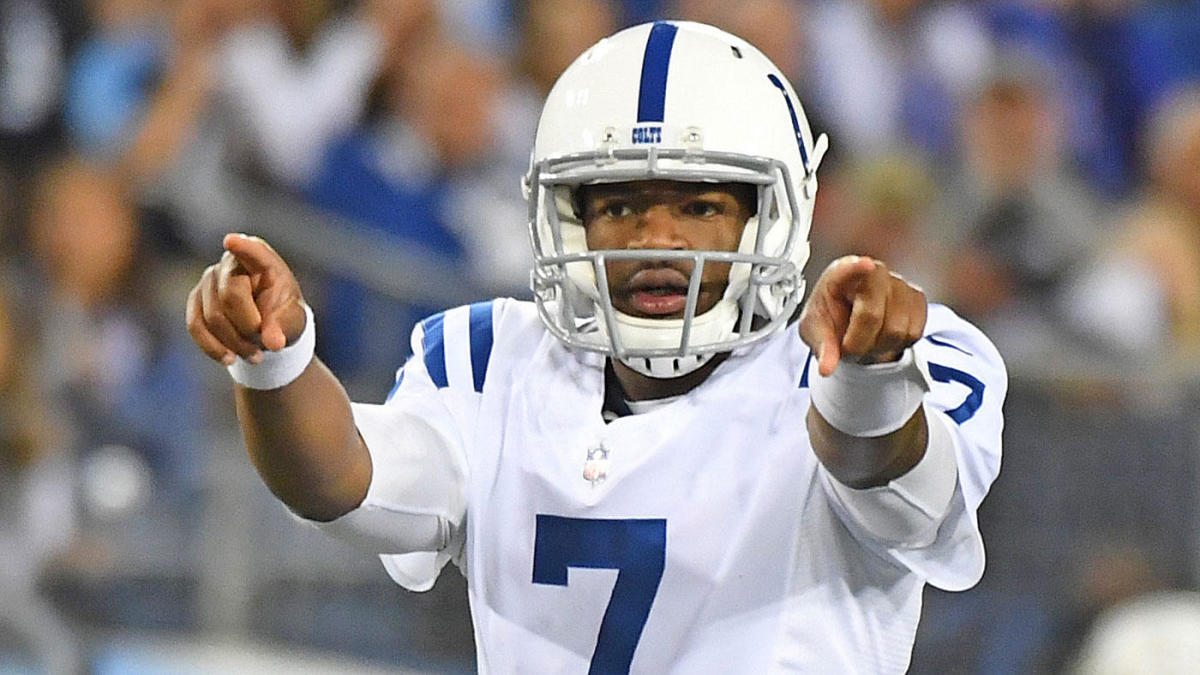 Andrew Luck replacement: Here's what to know about Jacoby Brissett, who takes over as Colts QB after stunning ...