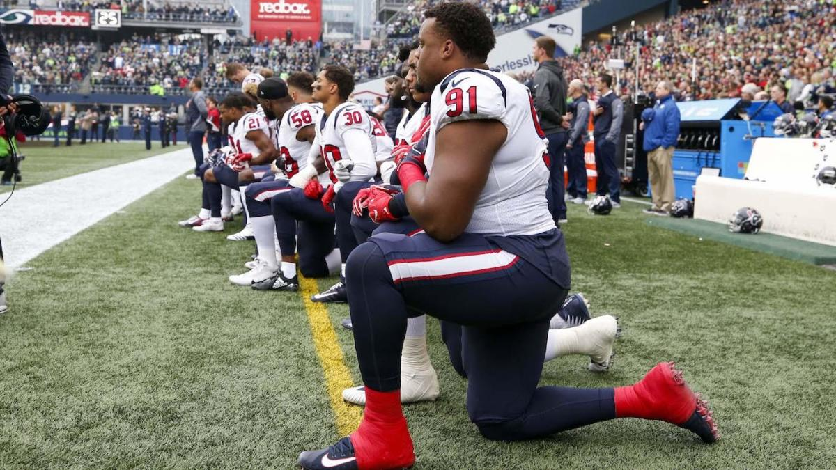 15882ed8 NFL's national anthem policy will punish teams if players don't ...