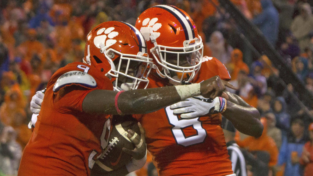 College Football Scores Schedule 2017 Clemson Virginia