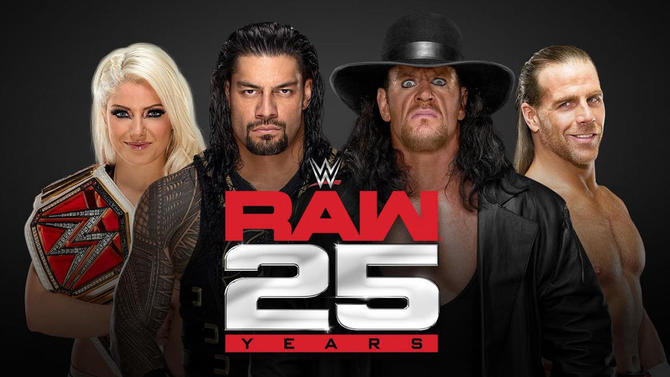Undertaker shawn michaels kevin nash return to wwe for 25th this special edition of raw should be an epic show wwe m4hsunfo Image collections
