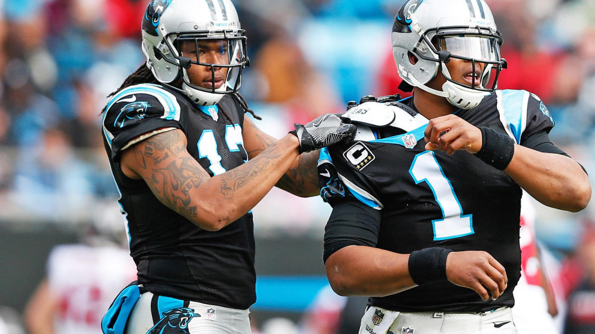 4df872ed1 Greg Olsen, Cam Newton respond to Kelvin Benjamin's comments disparaging  Panthers' QB - CBSSports.com