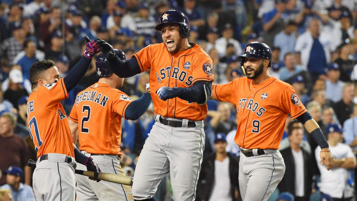 a3764918459 Astros beat Dodgers in Game 7 to win 2017 World Series: Final score, things  to know - CBSSports.com