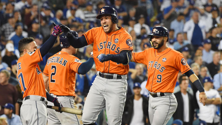 0dc4b202fd15a Astros beat Dodgers in Game 7 to win 2017 World Series  Final score ...