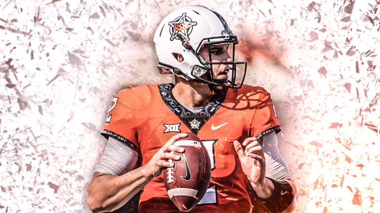 How Mason Rudolph Slipped Out Of The South And Became A Star In Big 12