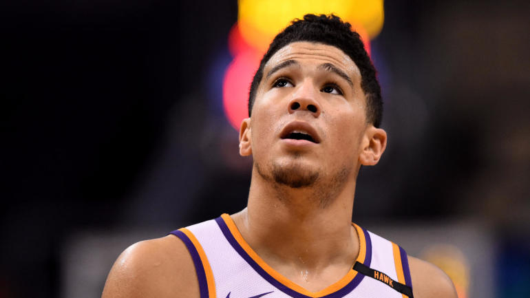 Suns  Devin Booker expected to miss six weeks following hand surgery -  CBSSports.com ec2ce54c6
