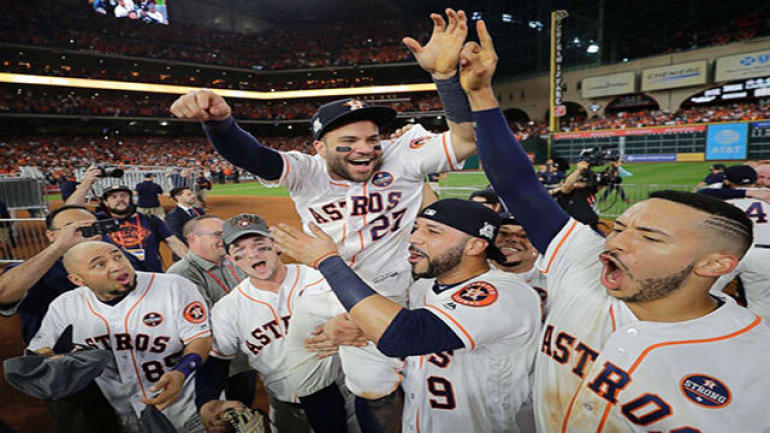 Astros-champs