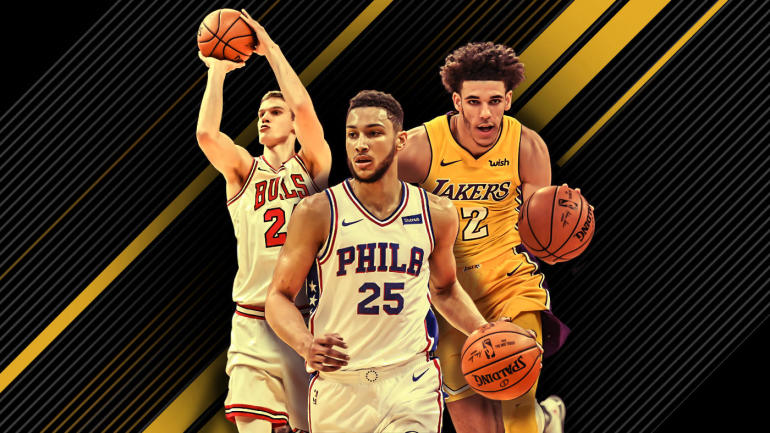 ffabe0c04 NBA Rookie Power Rankings  Simmons the real deal  Lonzo s strange start  continues - CBSSports.com
