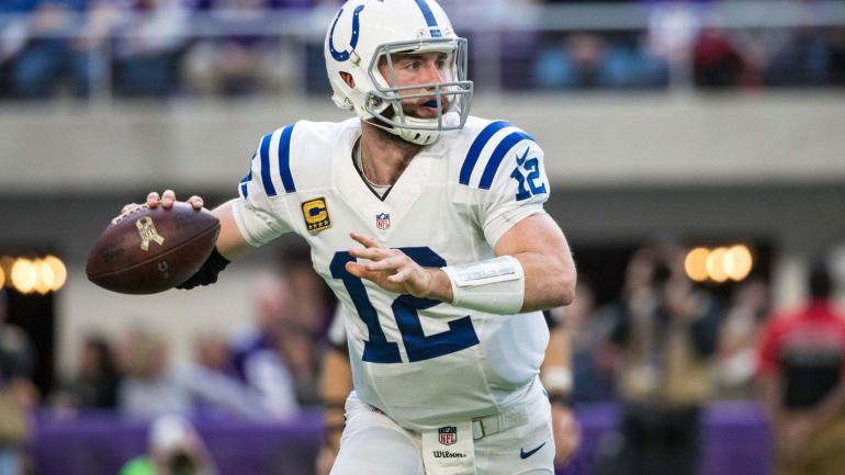 Chuck Pagano on Andrew Luck's 2017 season: 'He's been ...