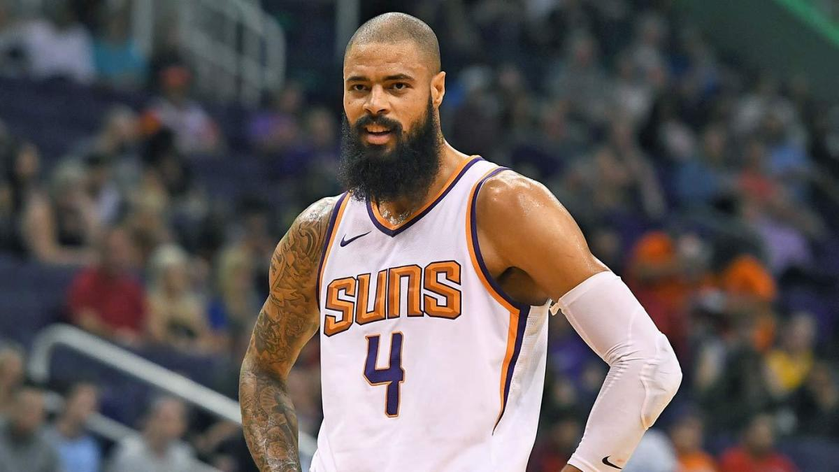 ab4702f14f4 Veteran big man Tyson Chandler signs with Lakers after finalizing buyout  with Suns - CBSSports.com