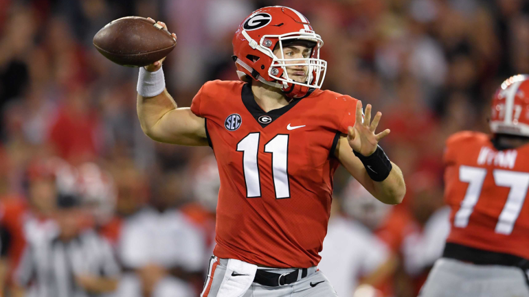 Gary Danielson: Georgia QB Jake Fromm might be the story of the year in SEC - CBSSports.com