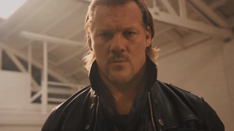 Image result for Chris Jericho NJPW