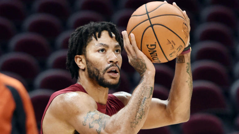 Cavaliers  Derrick Rose out at least 2-3 weeks f0c67774a