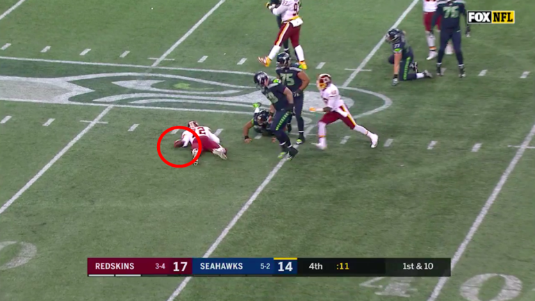 Seahawks hail mary attempt vs redskins probably shouldnt have seahawks hail mary attempt vs redskins probably shouldnt have happened cbssports voltagebd Images