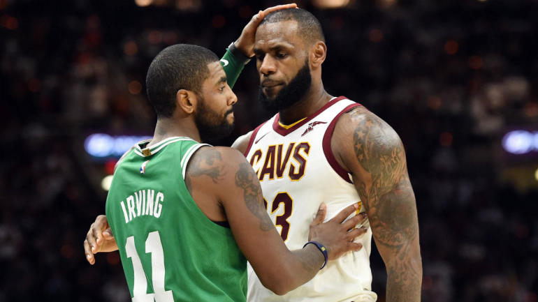 bebf0911669 NBA Star Power Index  Kyrie Irving is making LeBron James miss him -  CBSSports.com
