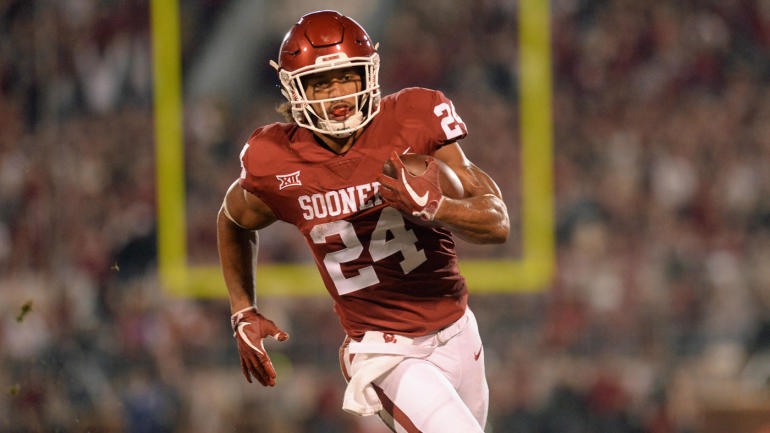 2017 Ncaa Bowl Schedule >> Oklahoma leading rusher Rodney Anderson accused of rape in protective order - CBSSports.com