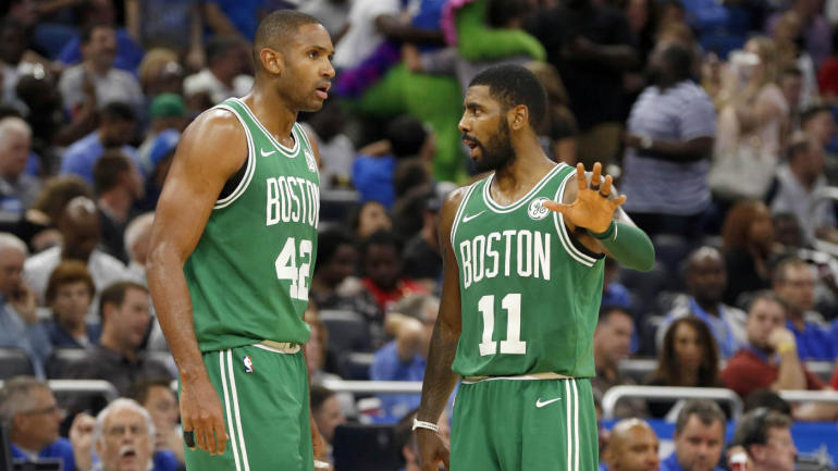NBA games Sunday, scores, highlights, updates: Kyrie-less Celtics go for 12 in a row