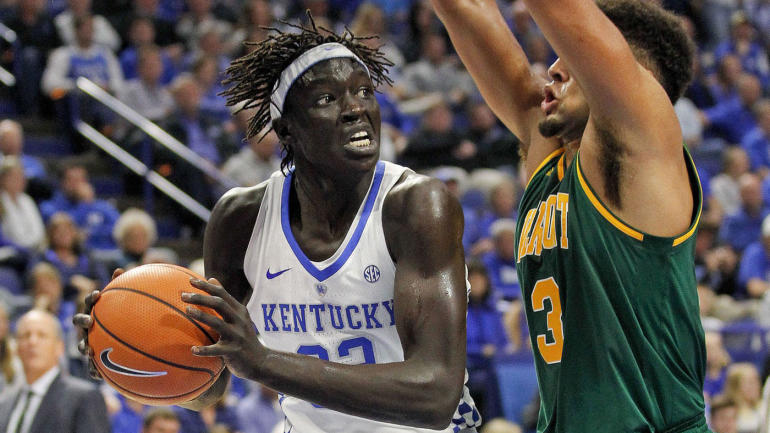College basketball rankings: Is Kentucky's No. 6 ranking ...
