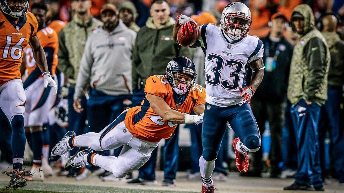 Patriots Vs Broncos Final Score Takeaways Brady Rolls Denver S Special Teams Folds Cbssports Com