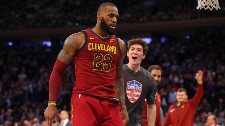 NBA games Wednesday, scores, highlights, updates: LeBron, Cavs face Hornets