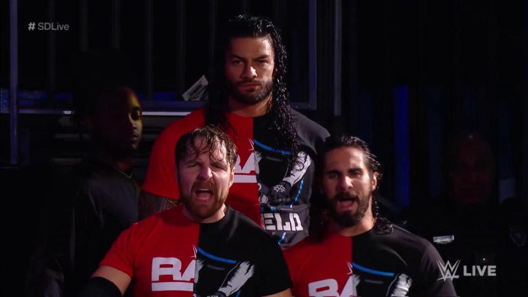WWE SmackDown results, recap: Raw and The Shield invade ...