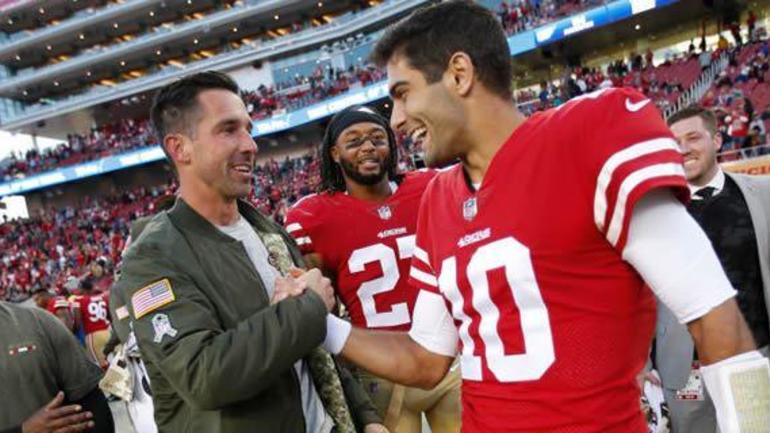 Garoppolo excited to learn Shanahan's offense from scratch