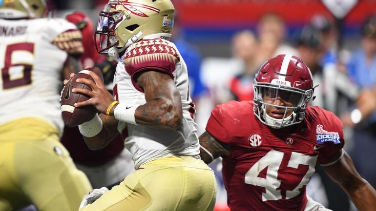 The returns of two injured Alabama linebackers would be huge for Tide