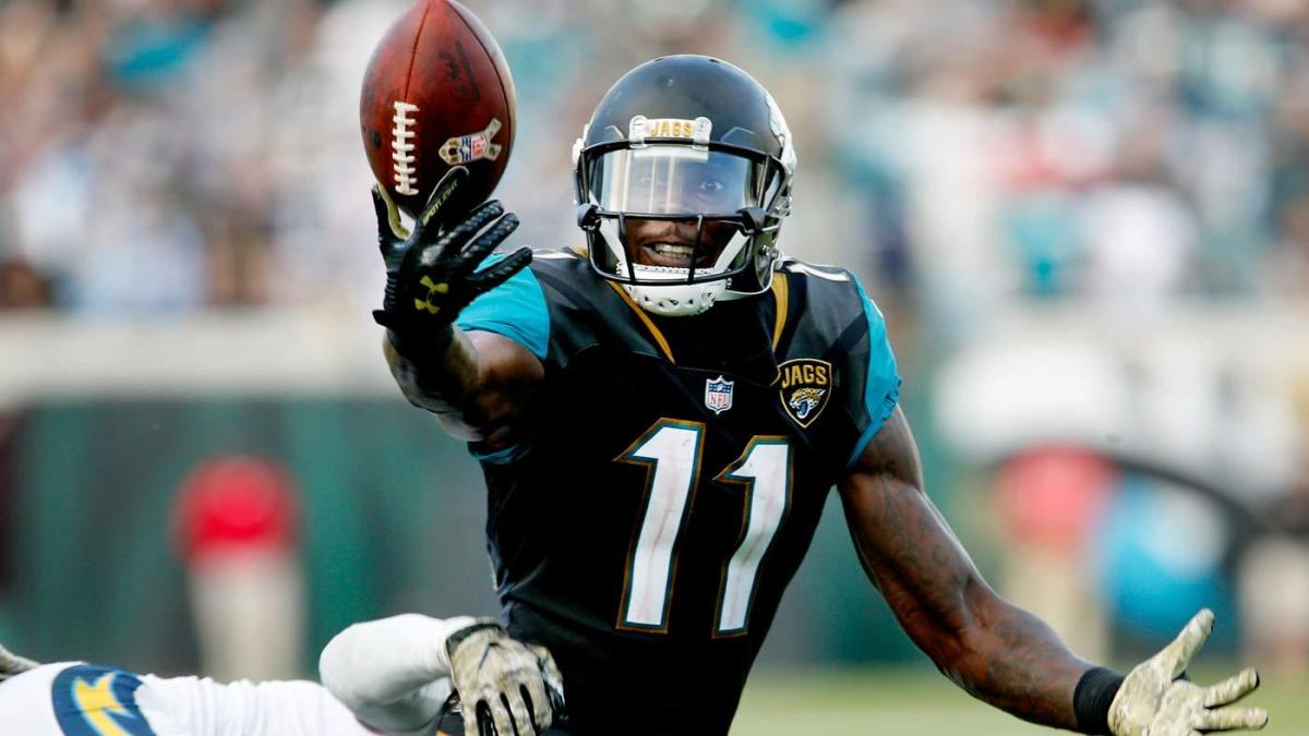 Marqise Lee returns to practice, putting Jaguars receiver on track to play in Week 1