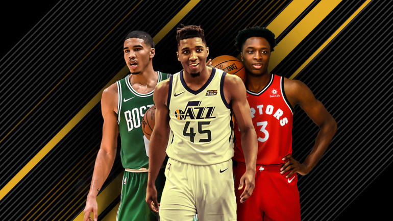 2e247efcd6be NBA Rookie Power Rankings  Here comes Donovan Mitchell  OG has coming out  party - CBSSports.com