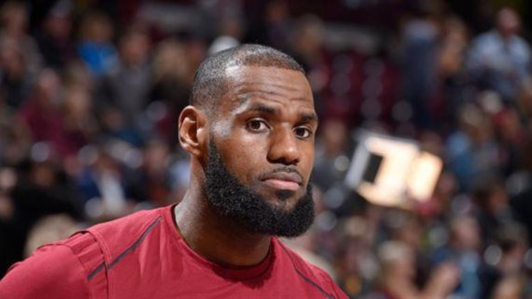quality design e95b7 25435 LeBron James would not support an 0-16 parade - CBSSports.com