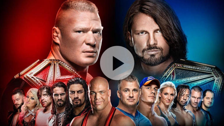 2017 WWE Survivor Series live stream, watch online, start time, PPV streaming