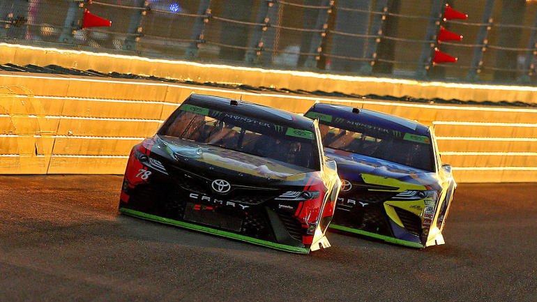 2018 NASCAR at Sonoma odds and picks: Advanced model reveals surprising predictions for Toyota/Save Mart 350
