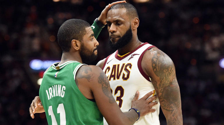 NBA games Wednesday, scores, highlights, updates: LeBron, Cavs face Kyrie, Celtics