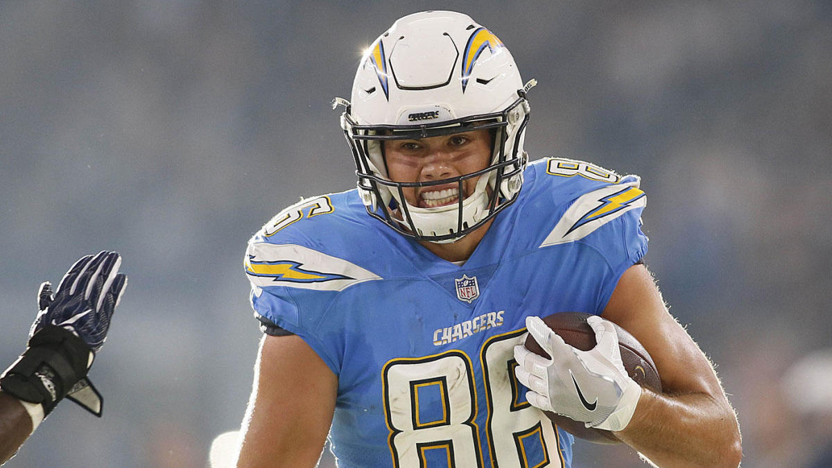 Fantasy Football Reaction: Fallout from Hunter Henry's tibial plateau fracture and potential replacement options