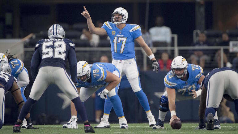 Chargers vs. Cowboys final score, takeaways: Rivers inches L.A. closer to playoffs