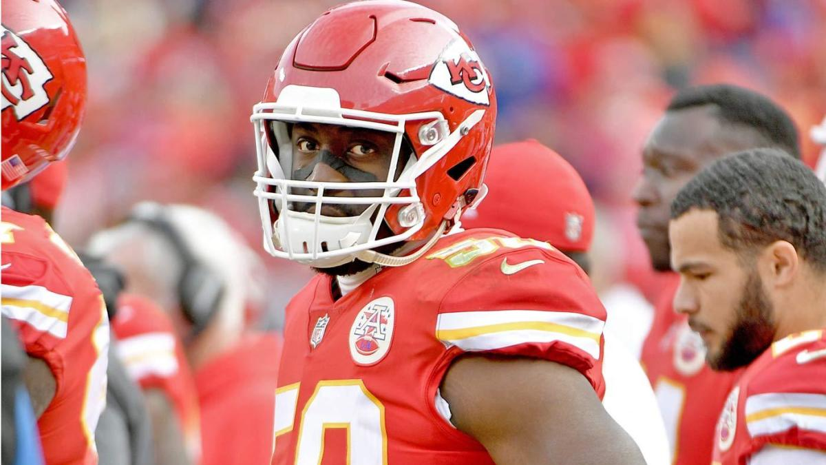 Four-time Pro Bowler Justin Houston reportedly agrees to terms on two-year deal with Colts