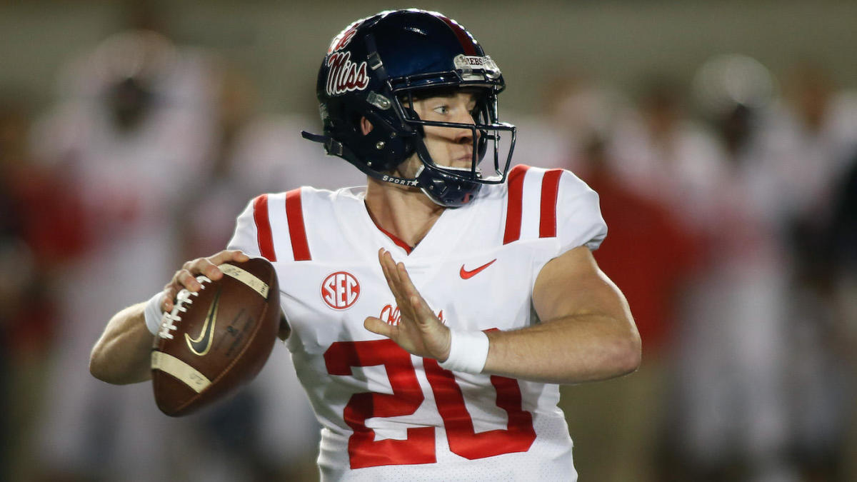 ca7ad4562 Ex-Ole Miss QB Shea Patterson expected to gain immediate eligibility at  Michigan - CBSSports.com