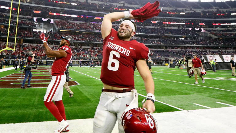 Baker Mayfield Phone Number >> Look Baker Mayfield S Cell Phone Number Apparently Got Leaked To