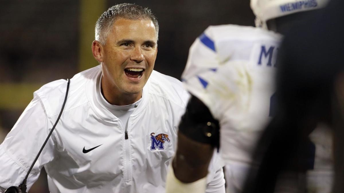 Arkansas coaching candidates: Mike Norvell, Mike Leach, Bill Clark lead replacements for Chad Morris