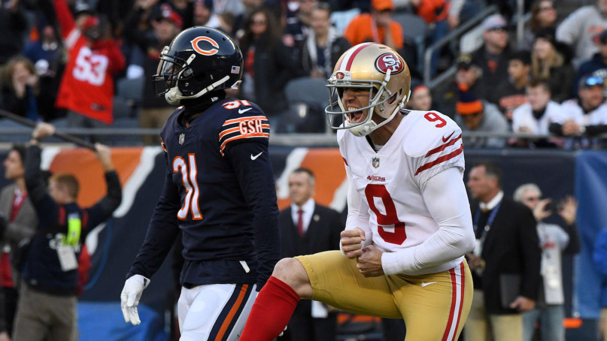 Robbie Gould calls standoff with 49ers 'complicated,' makes it sound like he still wants to return to Chicago
