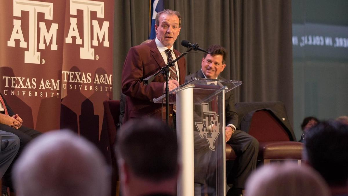 All the ways Jimbo Fisher's Texas A&M introduction was completely absurd