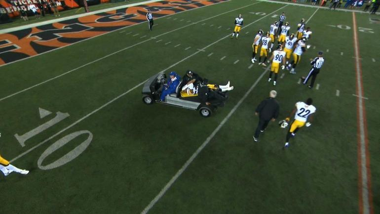 Ryan-shazier-carted-off-steelers-bengals-monday-night