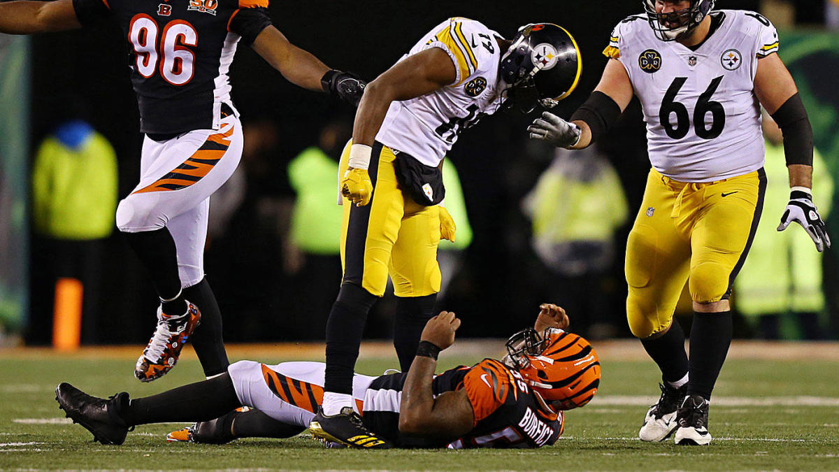 Mike Tomlin: JuJu Smith-Schuster taunting Vontaze Burfict was worse than the hit