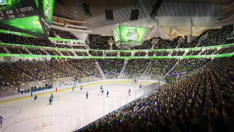NHL says Seattle can apply for expansion team after city approves arena renovation