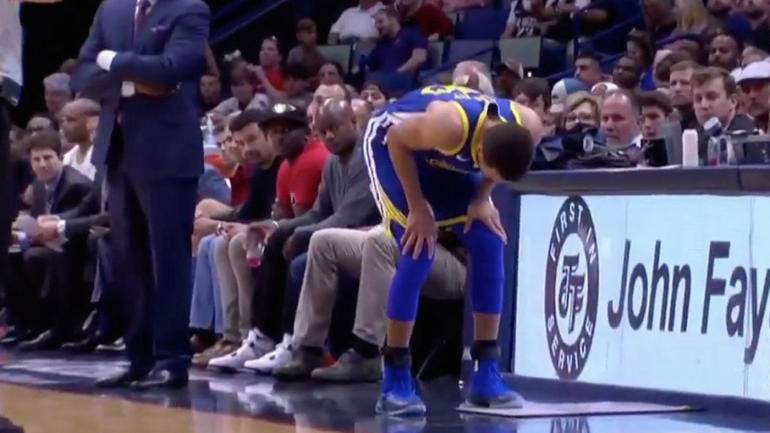 NBA games Monday, scores, highlights, updates: Curry injury sours Warriors' win