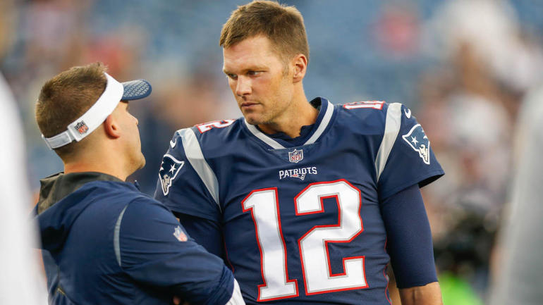 Tom Brady formally apologizes to Josh McDaniels for sideline shouting match  - CBSSports.com 080e5d395