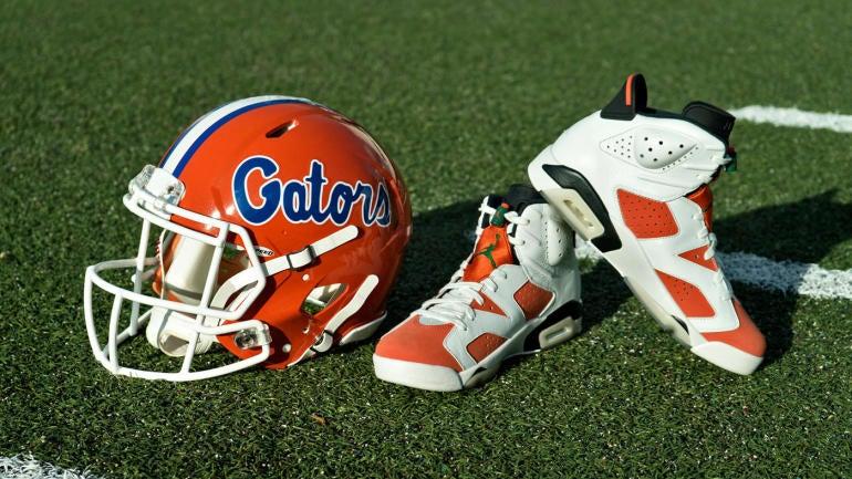9f06f96b7b8727 Florida makes big move joining Jordan Brand s growing college football  footprint - CBSSports.com