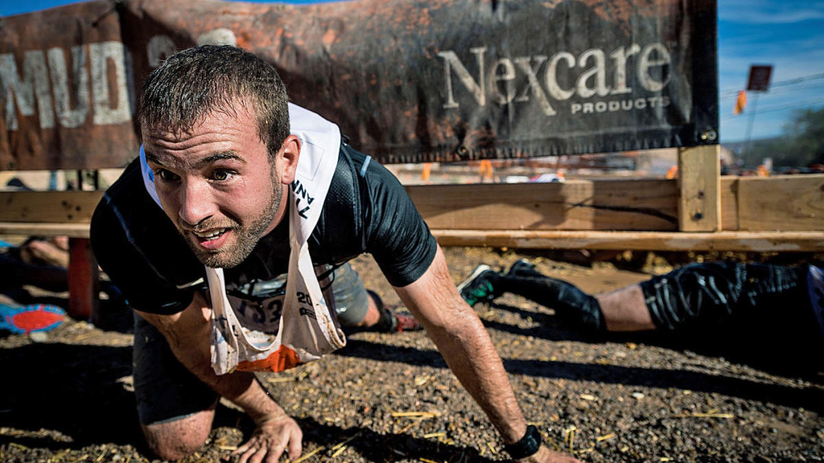 World S Toughest Mudder On Cbs Tune In For A Muddy